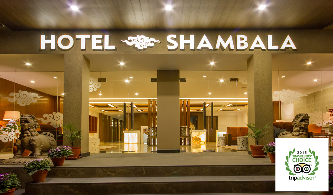 Hotel Shambala trip advisor