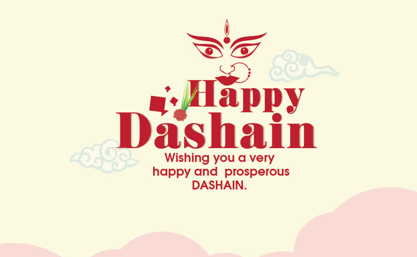 Happy Dashain -2073