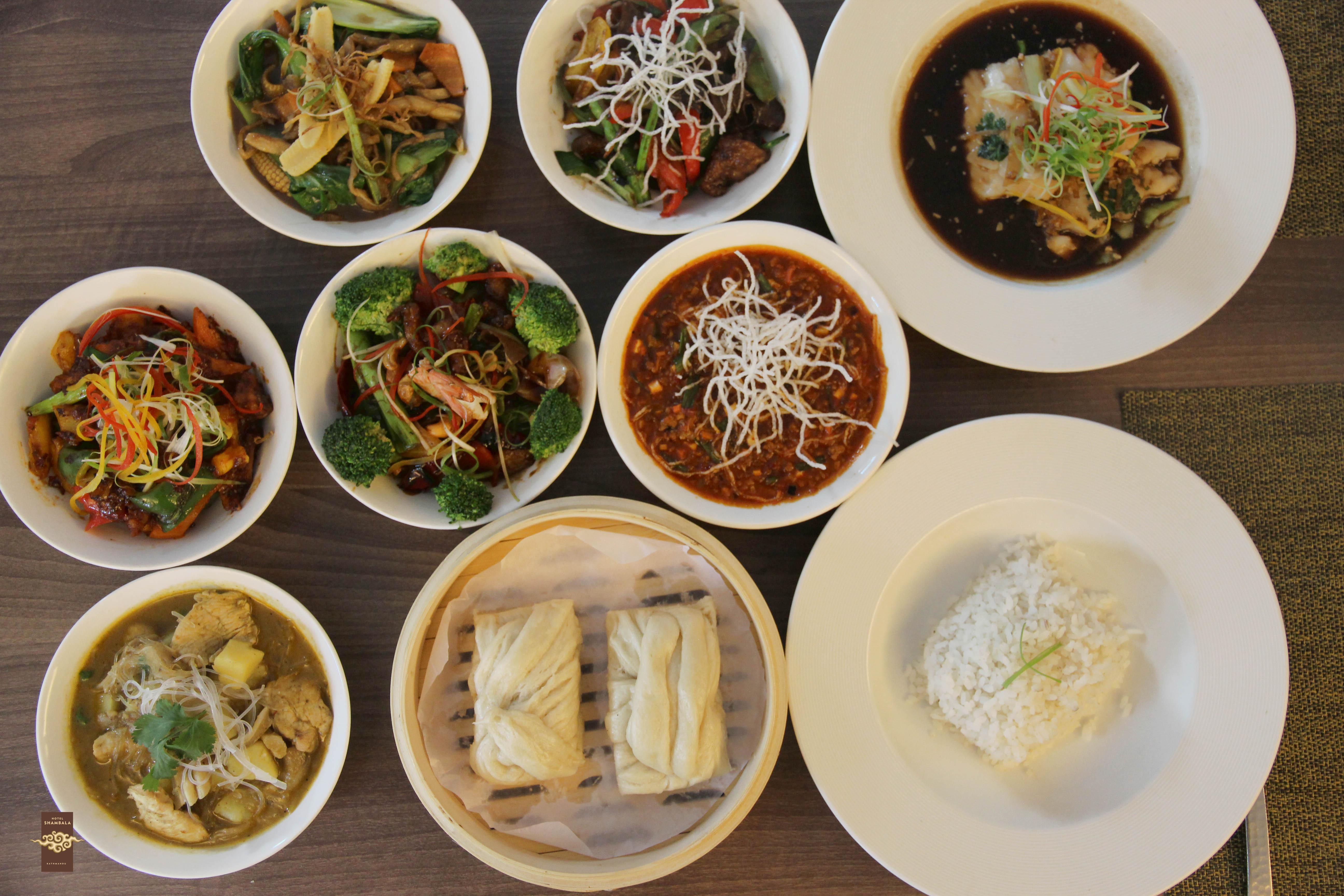 CHINESE MENU FOOD