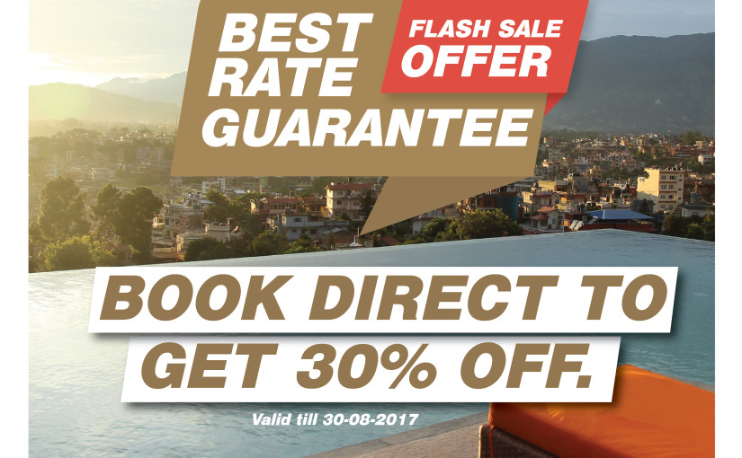 BEST RATE GUARANTEE !! BOOK DIRECT TO GET 30% OFF !!