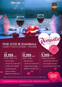 valentine in kathmandu